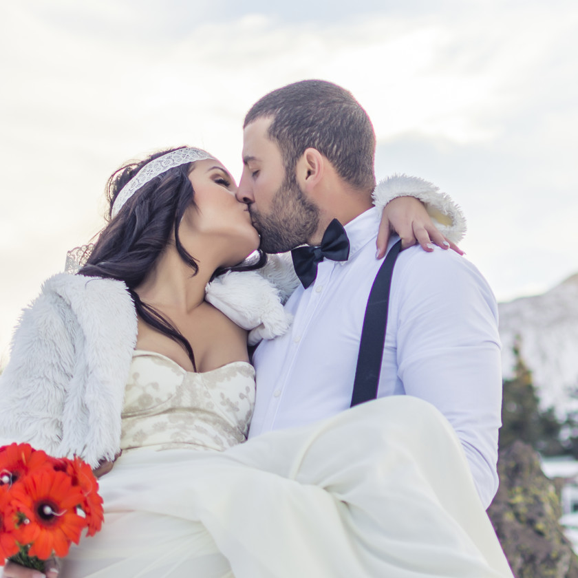 Postboda Diana &Jaison en el Teide